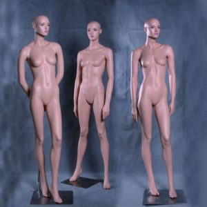 Realistic Female Mannequin Makeup Mannequin pictures & photos