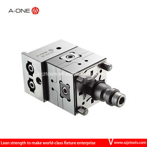 Stainless Steel Rotable Pendulum Vise 3A-200002 pictures & photos