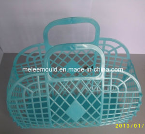 Plastic Basket Mould, Plastic Inejction Basket Mold (MELEE MOULD -252) pictures & photos