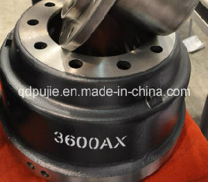 3600ax Truck Brake Drum pictures & photos