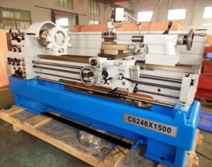 Ce TUV Best Quality High Precision Engine Lathe (C6241 C6246) pictures & photos
