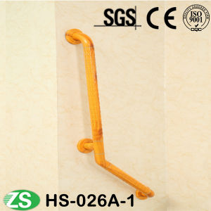 ABS Nylon Handicapped Handrails Urinal Grab Bars pictures & photos
