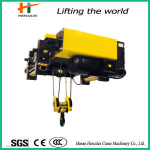 Hc Type Electric Power Chain Hoist with Hook pictures & photos