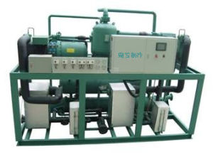 Ultra Low-Temperature Screw Type Cascade Refrigerating Machine (RXG143D)