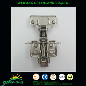 Series (fixed) Hydraulic Buffering Hinges/Serries Slide on Hinges with Angle pictures & photos