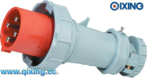 63A IP67 Industrial Plug with CE Certification Like Mennekes Type (QX1110) pictures & photos