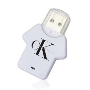 T-Shirt Business Gift T-Shirt Promotional Gift USB pictures & photos
