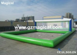 Big Size Inflatable Volleyball Field Inflatable Volleyball Court (MIC-536) pictures & photos