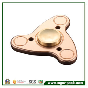 Wholesale High Quality Copper Fidget Spinner pictures & photos
