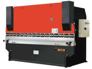 Wc67y-30tx1600 Small Type Metal Plate Hydraulic Press Brake pictures & photos