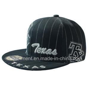 Flat Bill Baseball Snap Back Sport Cap (TMFL0006-1) pictures & photos