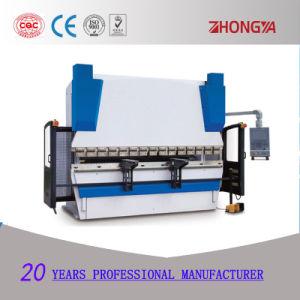 Metal Bending Machine CNC Hydraulic Press Brake Pbh-80t/2500 pictures & photos