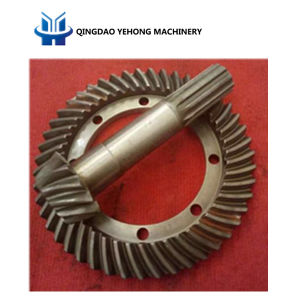 BS6052 12/47 Helical Bevel Gear Agricultural Machinery Tractor Drive Axle Spiral Bevel Gear pictures & photos