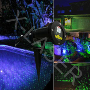 Outdoor Blue Moving Firefly Garden Laser Light /Grass Light pictures & photos