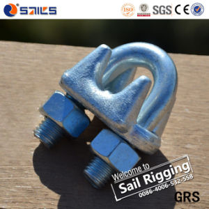 Drop Forged Hot-DIP Galvanized Wire Rope Clips pictures & photos
