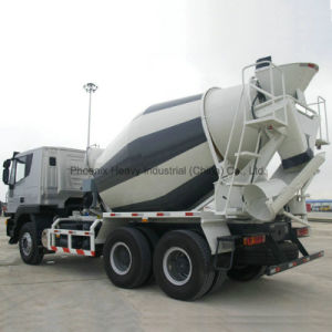 10cbm Iveco Genlyon C100 Concrete Mixing Truck with Air Conditioner pictures & photos
