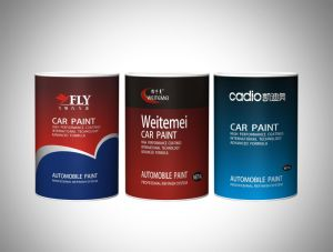 Auto Paint Car Paint Relative Solvent-S3600 Universal Thinner