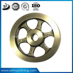 OEM Magnatic Home Exercise Bicycle Iron/Sand Casting Flywheel pictures & photos