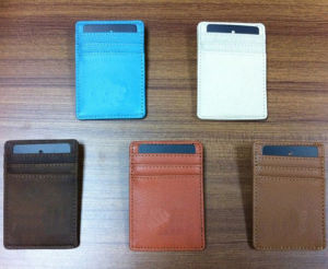 100% Genuine Leather Wallet & Card Holder (4UWT003)