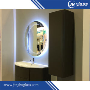 Hotel Bathroom Framless LED Backlit Mirror with Infrared Sensor pictures & photos