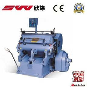Heavy Duty Platen Die Cutting Machine pictures & photos