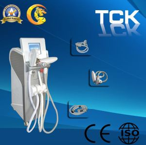 3in1 E Light (IPL +RF) Bipolar RF ND YAG Laser