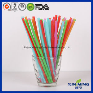 Eco-Friendly Disposable Plastic Drinking Straw pictures & photos