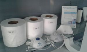 Nonwoven Filter Media for Respirator pictures & photos