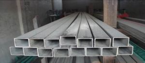 AISI 304 Seamless Stainless Steel Square Pipe pictures & photos