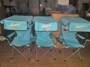 Fishing Chair with Shade, Folding Chair, Camping Chair, Beach Chair, Folding Chair with Shade pictures & photos