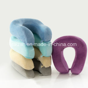 Travel Pillow U-Shape Protective Neck Nap Pillow