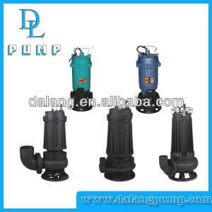 Wq Sewage Submersible Pump, Water Pumps, Drainage Pump pictures & photos