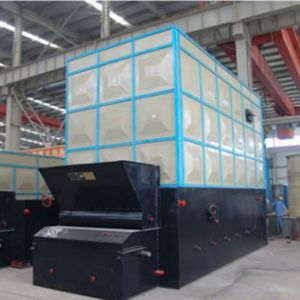 Horizontal Type Coal Biomass Thermal Oil Boiler pictures & photos