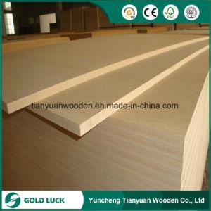 (2mm-25mm) Raw MDF / Plain MDF / Medium Density Fibreboard (QDGL140715) pictures & photos