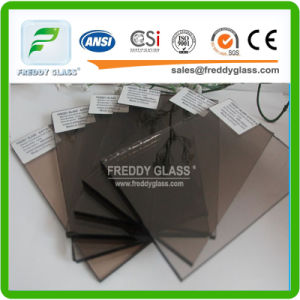 4mm Bronze Tinted Glass/ Colored Float Glass pictures & photos