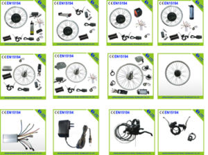 Hot Sale! ! Cheap! ! Electric Bicycle Kit pictures & photos