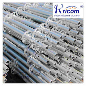 High Quality Steel Ringlock Scaffolding for Working Platform pictures & photos
