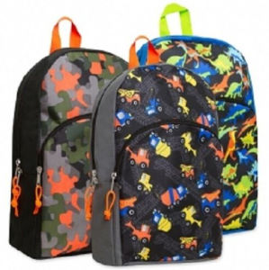Custom Fashion School Backpack Bag pictures & photos