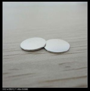 N35 Permanet Neodymium Disc Magnet with Nickel Plating pictures & photos