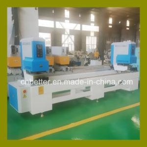 2015 New Design Two Head Seamles Welding Machine PVC Door Welding Machine