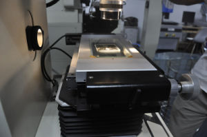 Digital Profile Projector with Dro for Metal Workpiece Measurement pictures & photos