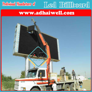 Indoor & Outdoor Full Color LED Display Screen LED Billboard pictures & photos