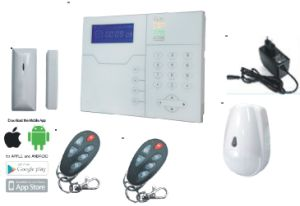 2016 Meian Smart GSM Wireless Alarm, Security Intruder Alarm