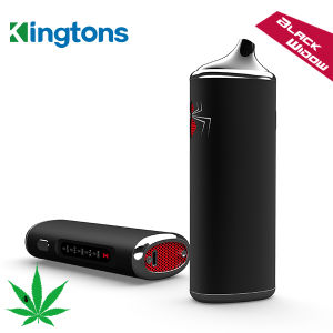 Best Portable Dry Herb and Wet Vaporizer Black Widow Dry Herb Vape with OEM/ODM Service pictures & photos