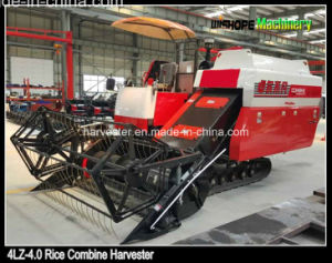 Paddy Combine Harvester 4lz-4.0 pictures & photos