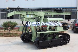 DTH Hammer Rock Drill Rig Price, Blast Hole Drilling Machine pictures & photos