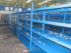 Medium Duty Type Warehouse Storage Panel Rack pictures & photos