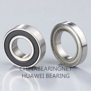 China Deep Groove Ball Bearing 6403/6405/6406/6407/6408/6409/6410/6411/6412 pictures & photos