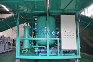 Chinese High Value Transformer Oil Filtration System pictures & photos