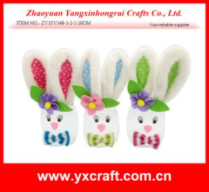 Easter Decoration (ZY15Y348-1-2-3) Cute Easter Jar pictures & photos
